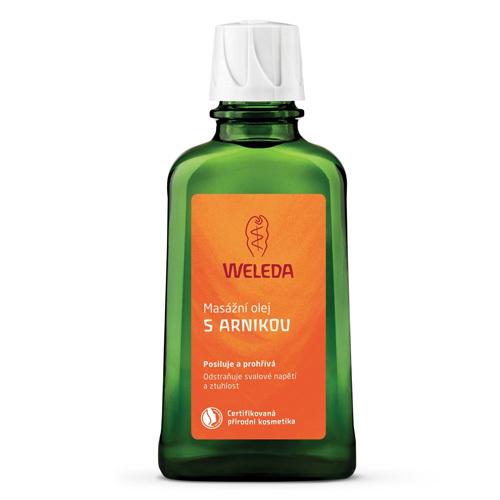 Weleda Masážní olej s arnikou 100 ml