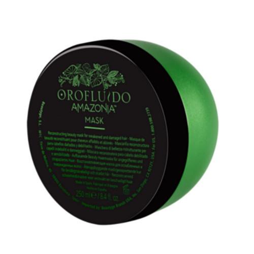 Orofluido Maska na poškozené vlasy s keratinem Amazonia (Mask) 250 ml