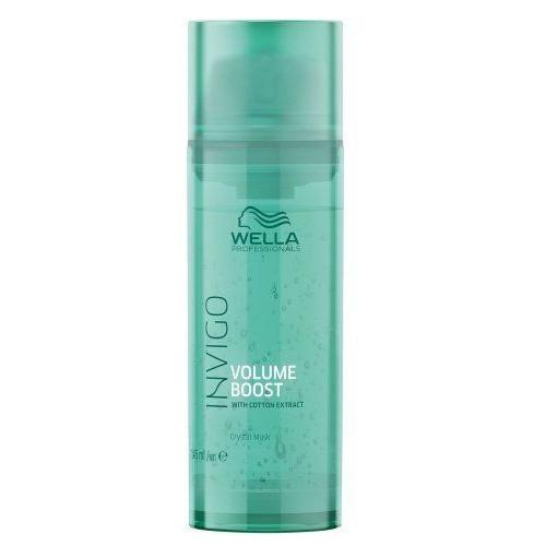 Wella Professionals Mască cu efect volum pentru părul finInvigo Volume Boost (Crystal Mask) 145 ml