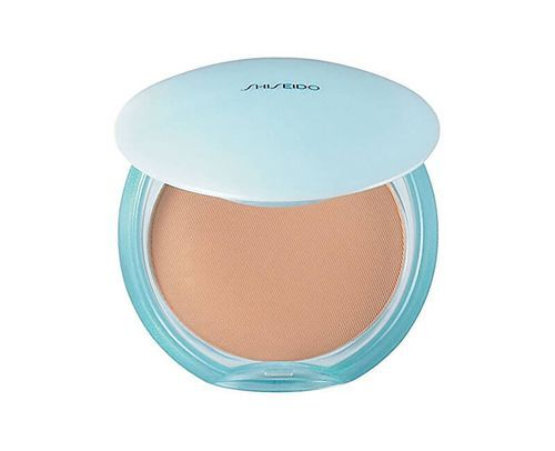 Shiseido Matujúci kompaktný make-up Pure ness SPF 15 (Matifying Compact Oil-Free) 11 g 40 Natural Beige