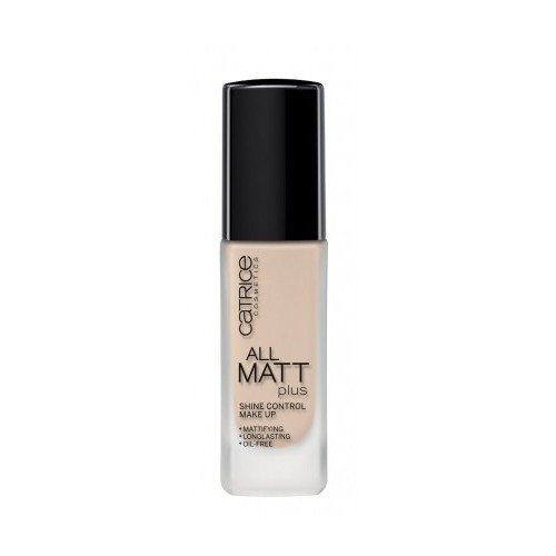 Catrice Matujúci make-up All Matt Plus (Shine Control Make-up ) 30 ml 010 Light Beige