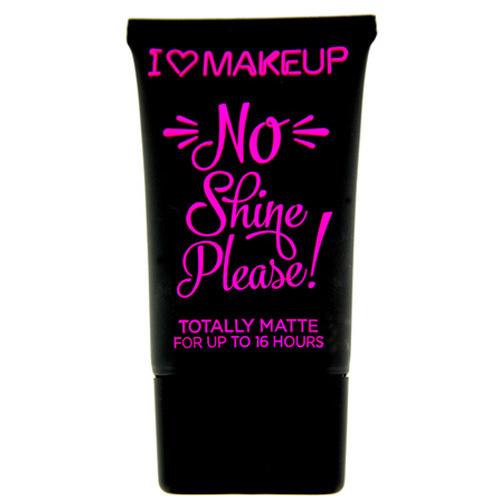 Makeup Revolution Zmatňujúci make-up I LOVE MAKEUP (No Shine Please) 30 ml NS02 Bílá čokoláda