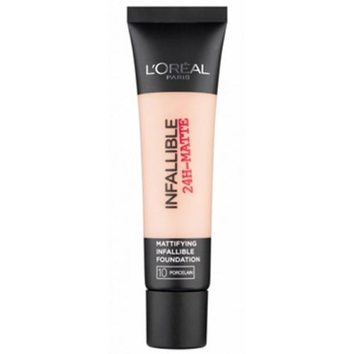 L`Oréal Paris Matující make-up Infallible 24H Matte 35 ml 11 Vanilla