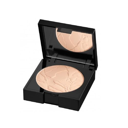 Alcina Matující pudr a make-up 2 v 1 (Matt Sensation Powder) 9 g Light