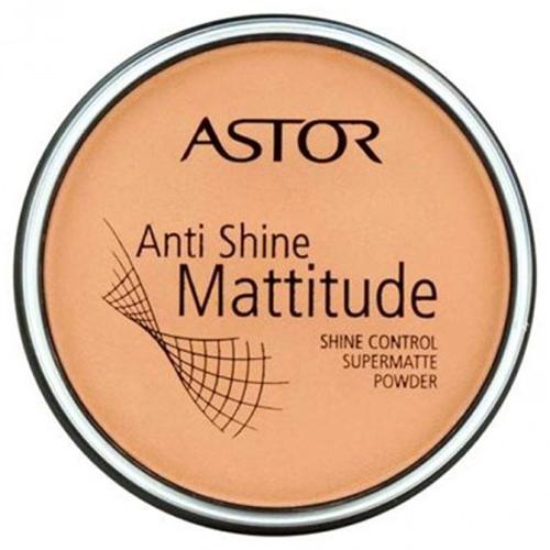 Astor Matující pudr Anti Shine Mattitude (Shine Control Supermatte Powder) 14 g 001 Ivory