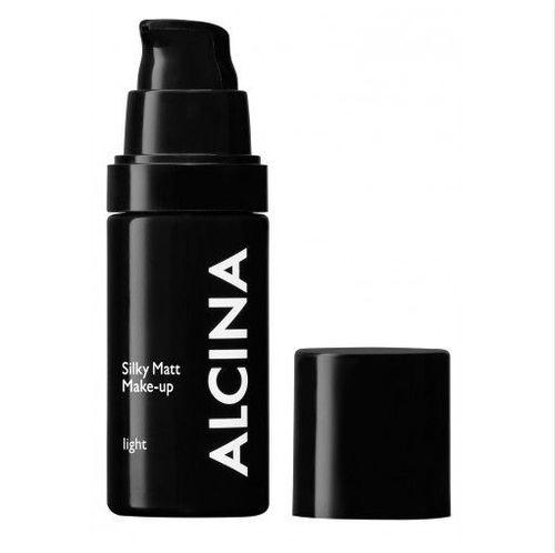Alcina Matující vzdušný make-up (Silky Matt Make-up) 30 ml Ultra Light