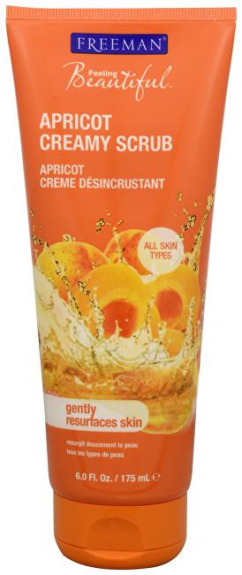 Freeman Meruňkový pleťový peeling (Facial Creamy Scrub Apricot) 15 ml