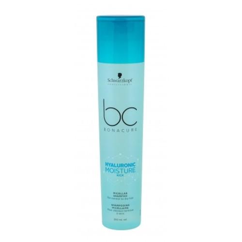 Schwarzkopf Professional Șampon BC Bonacure Moisture Kick pentru păr normal și uscat BC Bonacure Moisture Kick (Micellar Shampoo) BC Bonacure Moisture Kick (Micellar Shampoo) 250 ml