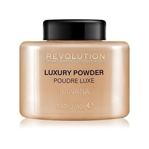 Revolution Minerální pudr Banana (Loose Baking Powder Banana) 32 g Banana