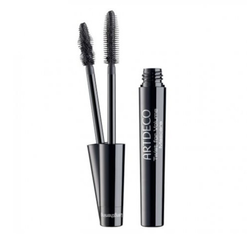 Artdeco Multifunkční řasenka Twist for Volume Mascara 8 ml 01 Black