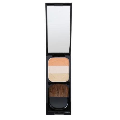 Shiseido Multifunkční rozjasňovač (Face Color Enhancing Trio) 7 g OR1 Peach