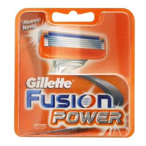Gillette Náhradní hlavice Gillette Fusion Power 2 ks