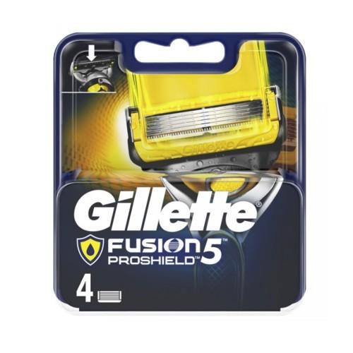 Gillette Náhradní hlavice ProShield 4 ks