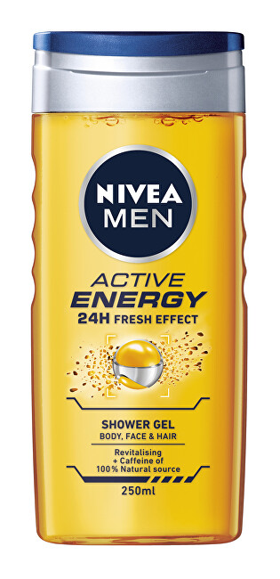 Nivea Sprchový gel Nivea Men Active Energy Shower Gel 500 ml