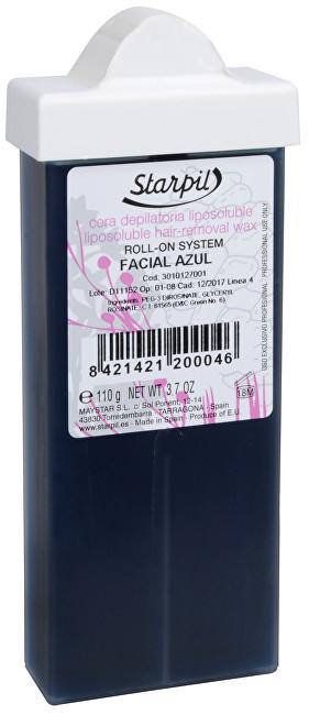 Starpil Obličejový epilační vosk 110 g Azulenový
