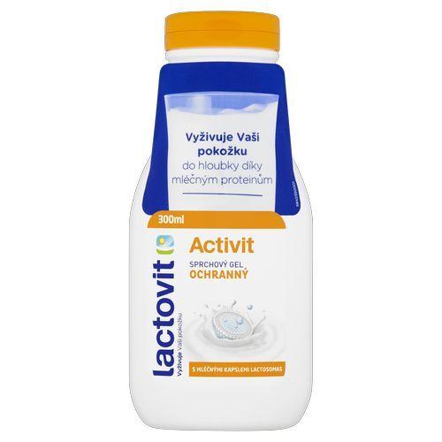 Lactovit Ochranný sprchový gel Activit 500 ml