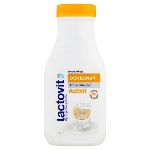 Lactovit Ochranný sprchový gel Activit 300 ml