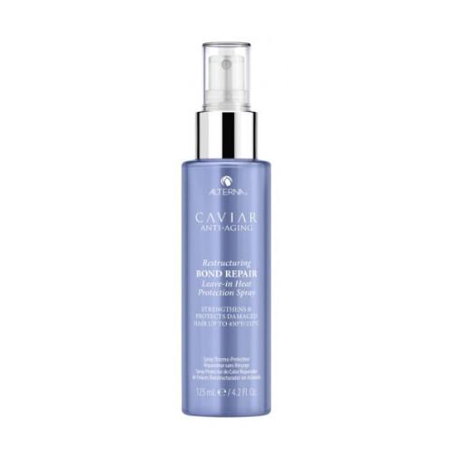 Alterna Ochranný sprej pro poškozené vlasy Caviar (Restructuring Bond Repair Leave-in Heat Protection Spray) 125 ml