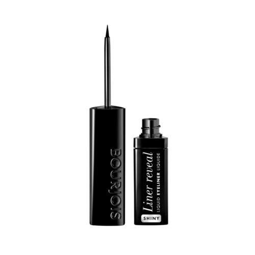Bourjois Oční linka Liner Reveal Shine (Liquid Eyeliner) 2,5 ml 001 Shiny Black
