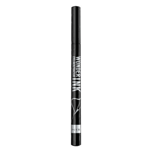 Rimmel Vodeodolné očné linky Wonder Ink (Eyeliner) 1 ml Black