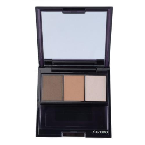 Shiseido Oční stíny Trio Eyes (Luminizing Satin Eye Color Trio) 3 g BR 307 Strata