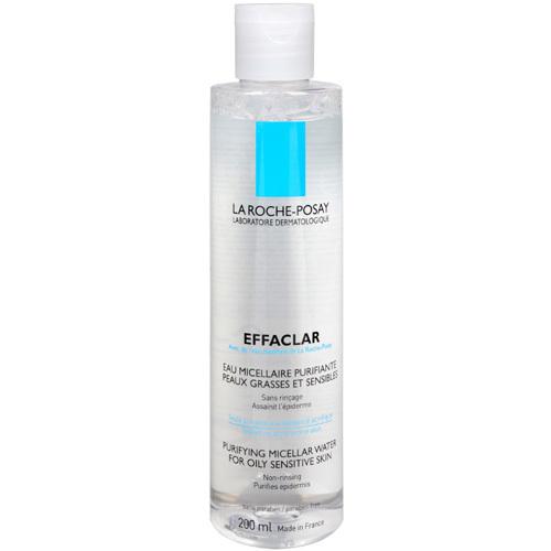 La Roche Posay Odličovací čisticí micelární voda Effaclar (Purifying Micellar Water) 200 ml
