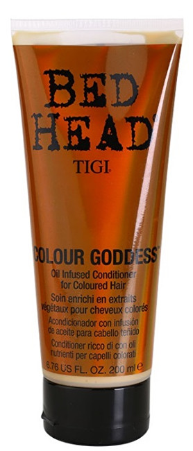 Tigi Olejový kondicionér pre farbené vlasy Bed Head Colour Goddess (Oil Infused Conditioner) 200 ml