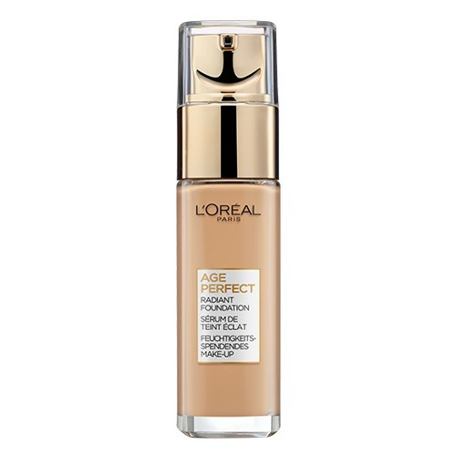 Loreal Paris Omladzujúci a rozjasňujúce make-up Age Perfect (Radiance Foundation) 30 ml 150 Creme Beige