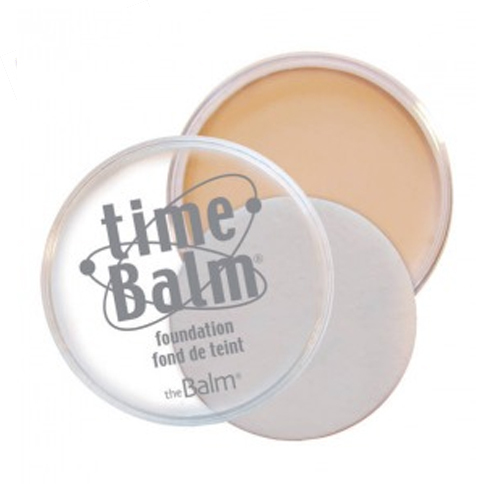 TheBalm Omlazující krémový korektor TimeBalm Foundation 7,5 g Light