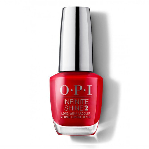 OPI Lak na nehty Infinite Shine 15 ml Big Apple Red