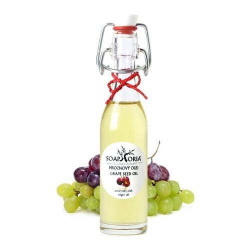 Soaphoria Organický kosmetický olej Hroznový (Grape Seed Oil) 50 ml