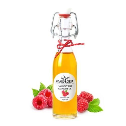 Soaphoria Organický kosmetický olej Malinový (Raspberry Oil) 50 ml
