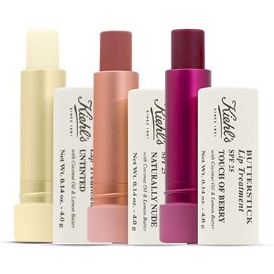 Kiehl´s Ošetřující tyčinka na rty (Lip Treatment) 4 g Čirá ochrana bez SPF (Clear) 4 g