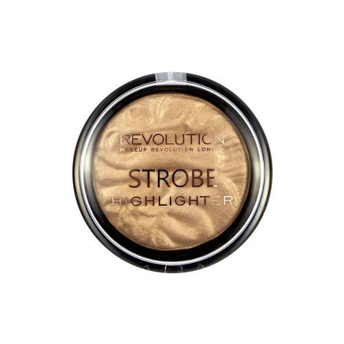 Revolution Oslnivý rozjasňovač Strobing (Highlighter) 7,5 g Gold Addict