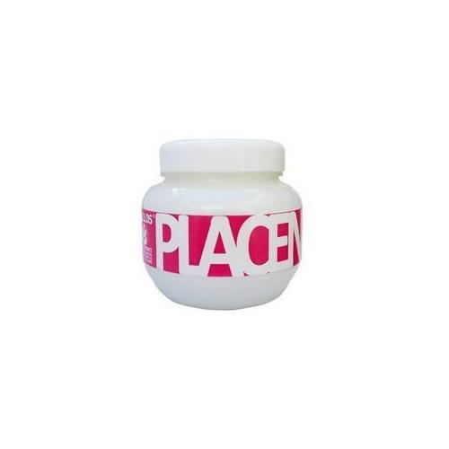 Kallos Oživující maska pro suché a poškozené vlasy s výtažkem z Placenty (Placenta Hair Mask) 275 ml