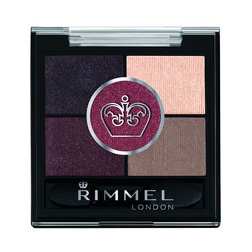 Rimmel Paletka 5 očních stínů (Glam` Eyes 5 Pan) 3,8 g 021 Golden Eye