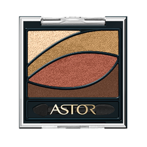 Astor Eye Artist Eyeshadow Palette očné tiene 720 Rock Show In London 4 g