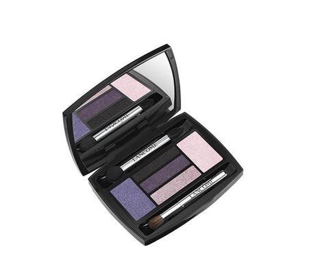 Lancôme Paletka očních stínů pro kouřové líčení Hypnôse Drama Eyes (5 Color Palette Smoky Eyes) 2,7 g DR1 Bain De Minuit