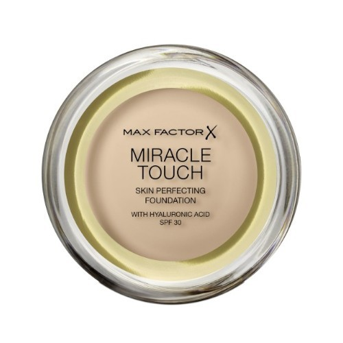 Max Factor Penový make-up Miracle Touch (Skin Perfecting Foundation) 11,5 g 40 Creamy Ivory