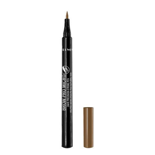 Rimmel Pero na obočí Brow Pro Micro (24HR Precision Stroke Pen) 1 ml 001