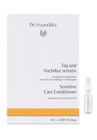 Dr. Hauschka Pleťová kúra pro citlivou pokožku Sensitiv (Sensitive Care Conditioner) 10 x 1 ml