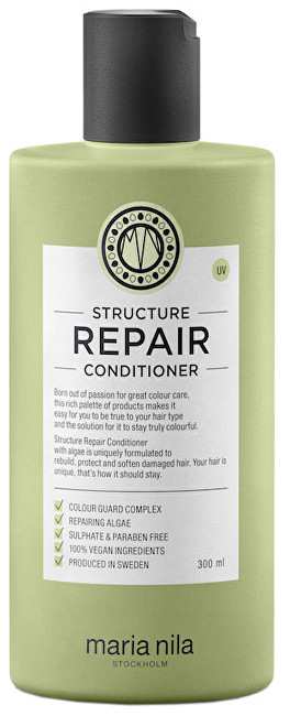 Maria Nila Posilující kondicionér na suché a poškozené vlasy Structure Repair (Conditioner) 100 ml