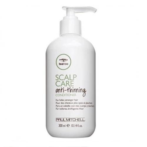 Paul Mitchell Posilující kondicionér pro řídnoucí vlasy Tea Tree (Scalp Care Anti-Thinning Conditioner) 100 ml