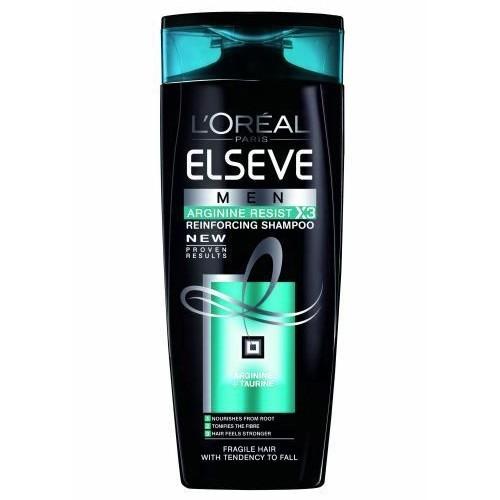 Loreal Paris Posilující šampon pro muže Elseve MEN Arginine Resist X3 (Reinforcing Shampoo) 250 ml