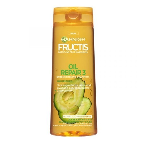 Garnier Posilující šampon pro suché a hrubé vlasy Oil Repair 3 250 ml