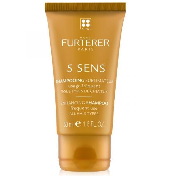 René Furterer Posilující šampon pro všechny typy vlasů 5 Sens (Enhancing Shampoo) 50 ml