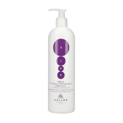 Kallos Posilující šampon proti lupům KJMN (Fortifying Anti-Dandruff Shampoo) 500 ml