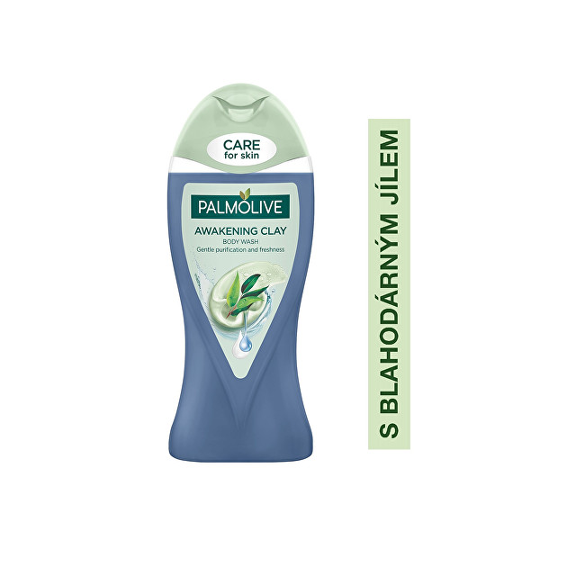 Palmolive Povzbuzující sprchový gel s jílem Eucalyptus (Awakening Clay Body Wash) 250 ml