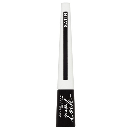 Maybelline Master Ink Satin Eyeliner 01 Luminous Black 12 g