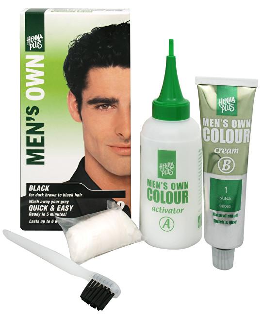 HennaPlus Přírodní barva na vlasy pro muže Men Own Světle hnědá